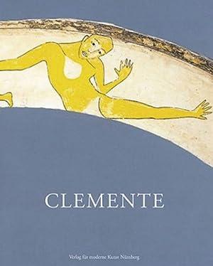 Francesco Clemente. Palladium.: Von Luc Sante,