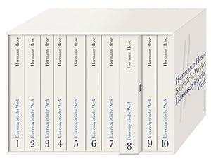 Hermann Hesse. Das essayistische Werk. 10 Bände.: Hg. Volker Michels. Berlin 2012.