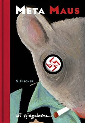 Art Spiegelman. Meta Maus. Comic. Buch mit DVD.: Frankfurt Main 2012.