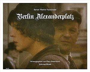Rainer Werner Fassbinder - Berlin Alexanderplatz.: Hg. von Klaus Biesenbach.