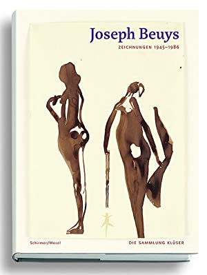 Joseph Beuys. Zeichnungen 1945-1986. Die Sammlung Klüser.: Katalogbuch, Pinakothek der Moderne...