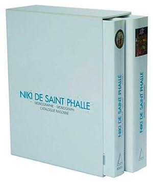 Niki de Saint Phalle - Catalogue Raisonné - Bilder, Schiessbilder, Assemblagen, Reliefs 1949...