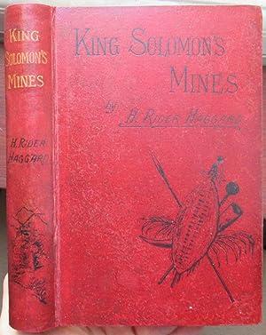King Solomon's Mines: Haggard, Sir H.