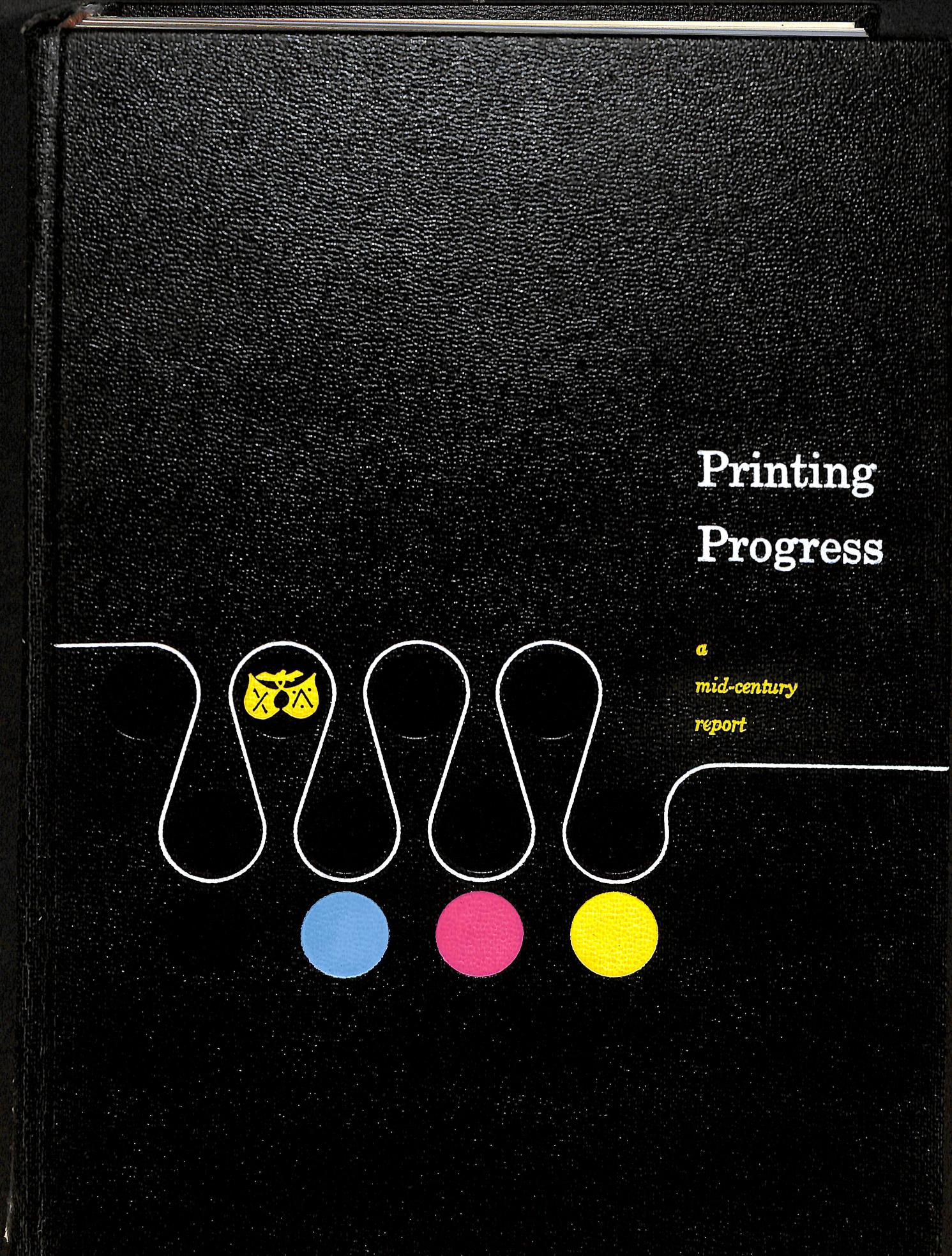 Printing Progress. A Mid-Century Report. PRINTING). [ ] (bi_9583290478) photo