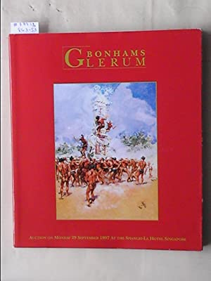 Sale No.3, 29 September 1997: Indo European: GLERUM/BONHAMS - SINGAPORE