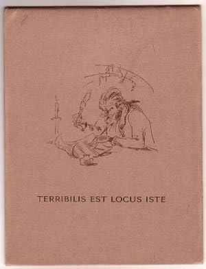 Terribilis Est Locus Iste, Eine Bibliophile Anecdote: KLINGSPOR, CLAUDIUS VON