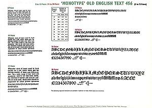 Monotype Corporation - AbeBooks