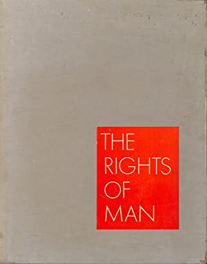 The Rights of Man.: VOLK TYPOGRAPHY INC.,