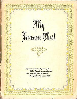 My Treasure Chest.: VOLK TYPOGRAPHY INC.,