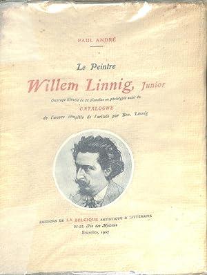 Le Peintre Willem Linning, Junior.: ANDRE, PAUL