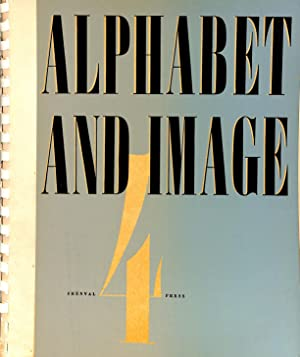 Nos. 4: ALPHABET AND IMAGE.