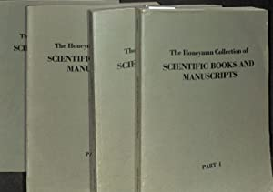 The Honeyman collection of Scientific Books and: SOTHEBY PARKE BERNET