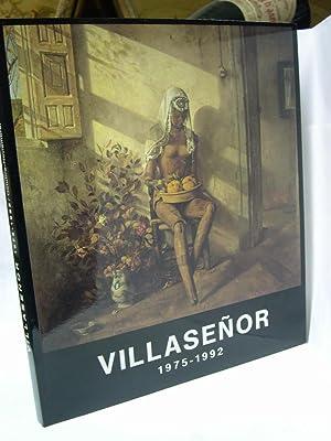 VILLASEÑOR 1975 - 1992: Lopez -Villaseñor, Manuel.