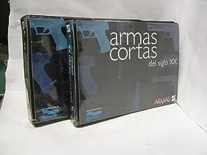 ARMAS CORTAS DEL SIGLO XX. 2 VOLÚMENES (FICHAS COLECCIONABLES)