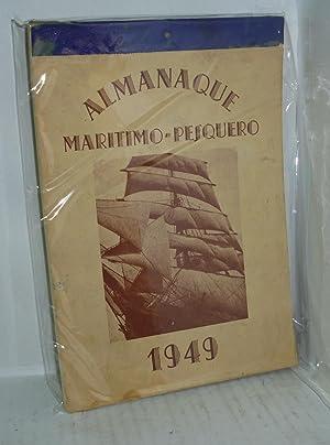 ALMANAQUE MARITIMO PESQUERO 1949