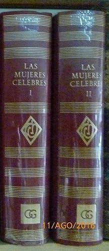 LAS MUJERES CELEBRES ( 2 TOMOS): Mazenod, Lucienne / y otros