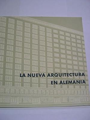 LA NUEVA ARQUITECTURA EN ALEMANIA: Werner, Bruno E