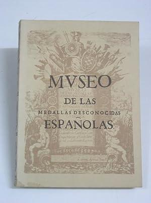 MUSEO DE LAS MEDALLAS DESCONOCIDAS ESPAÑOLAS: Lastanosa, Vincencio Ivan