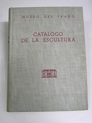 MUSEO DEL PRADO - CATALOGO DE LA ESCULTURA: Blanco, Antonio
