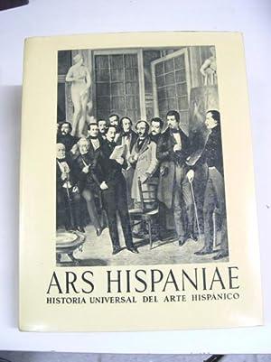 ARS HISPANIAE, EL ARTE EN EL SIGLO XIX: Gaya Nuño, Juan Antonio