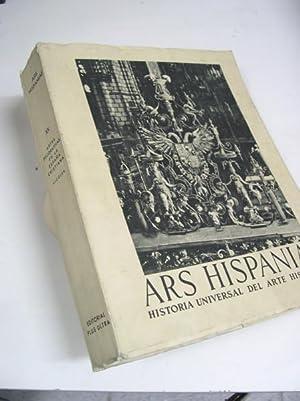 ARS HISPANIAE, ARTES DECORATIVAS EN LA ESPAÑA CRISTIANA (siglos XI-XIX): Alcolea, Santiago