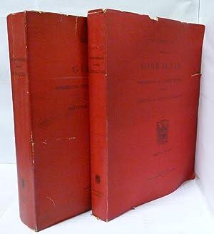 NEGOCIACIONES SOBRE GIBRALTAR + DOCUMENTOS SOBRE GIBRALTAR ( DOCUMENTOS PRESENTADOS A LAS CORTES ...