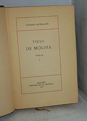 OBRAS I: Tirso de Molina