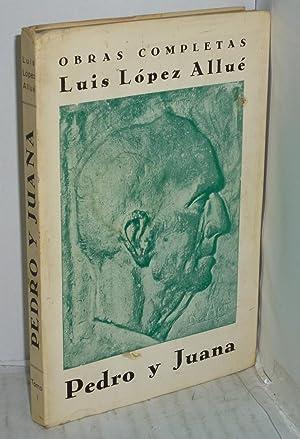 OBRAS COMPLETAS I: Lopez Allue, Luis