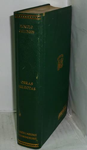 OBRAS SELECTAS: Gallegos, Romulo