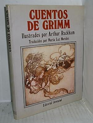 CUENTOS DE GRIMM ( 22 cuentos): Traducidos por Maria