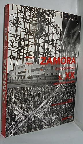 ENRIQUE ZAMORA CRESPO Y LA MODERNIDAD, S.: Gago Vaquero, Jose