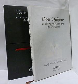 DON QUIJOTE EN EL ARTE Y PENSAMIENTO DE OCCIDENTE: Allen, John J. y Finch Patricia S.