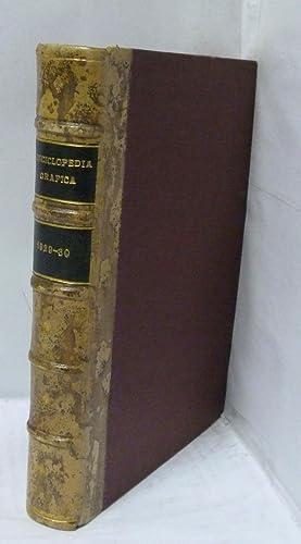 ENCICLOPEDIA GRAFICA (1929-30-31): V.V.A.A.