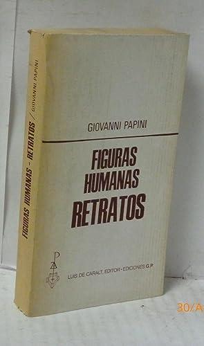 FIGURAS HUMANAS. RETRATOS: Papini, Giovanni