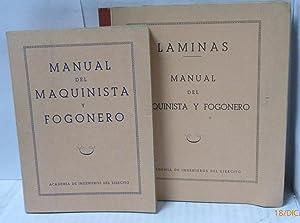MANUAL DEL MAQUINISTA Y FOGONERO 2 T.