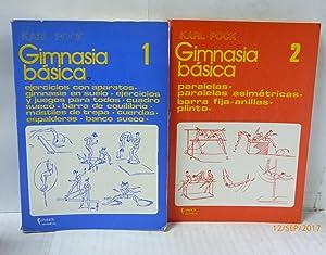 GIMNASIA BASICA 2 TOMOS: Pock, Karl