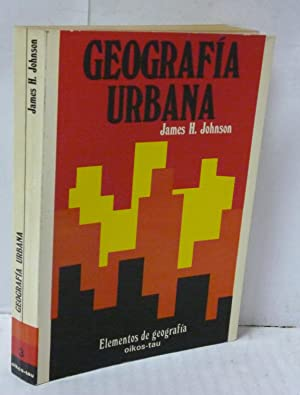GEOGRAFIA URBANA: Johnson, James H.