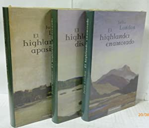 TRILOGIA DE LOCKHART 3 TOMOS-EL HIGHLANDER DISFRADADO/: London, Julia
