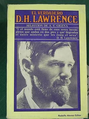 EL VERDADERO D.H. LAWRENCE: Gigena, A. E. (Selección)