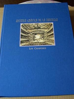 HISTORIA GRÁFICA DE LA ZARZUELA : Los Creadores: Casares Rodicio, Emilio; Fundación de la ...