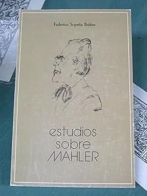 Estudios Sobre Mahler: Sopeña Ibanez, Federico