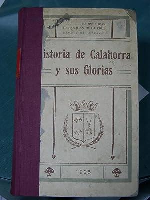 HISTORIA DE CALAHORRA Y SUS GLORIAS: San Juan de la Cruz, Lucas de