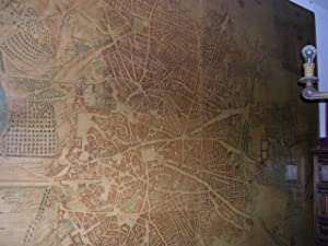 TOPOGRAFIA DE LA VILLA DE MADRID DESCRITA POR DON PEDRO TEXEIRA AÑO 1656: Texeira, Pedro