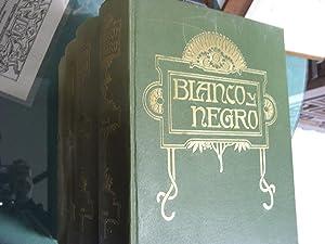 REVISTA BLANCO Y NEGRO. AÑO 1962 (4 VOLÚMENES) Año completo- del 6 de enero de...