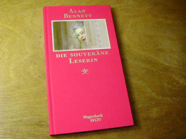 Die souveräne Leserin - Salto 155: Alan Bennett