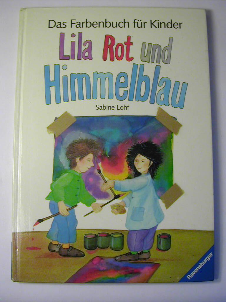das farbenbuch fuer kinder von lohf - ZVAB