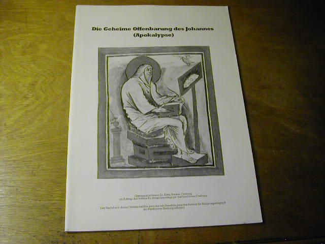 Geheime Offenbarung Des Johannes