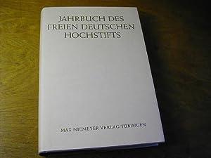 Verserzählungen I : Der Stricker - Altdeutsche Textbibliothek ; Nr. 53Jahrbuch des Freien ...