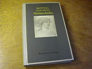 Melancholia: Bettina Galvagni