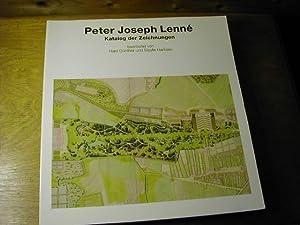 Peter Joseph Lenné : Katalog der Zeichnungen: Peter Joseph Lenné